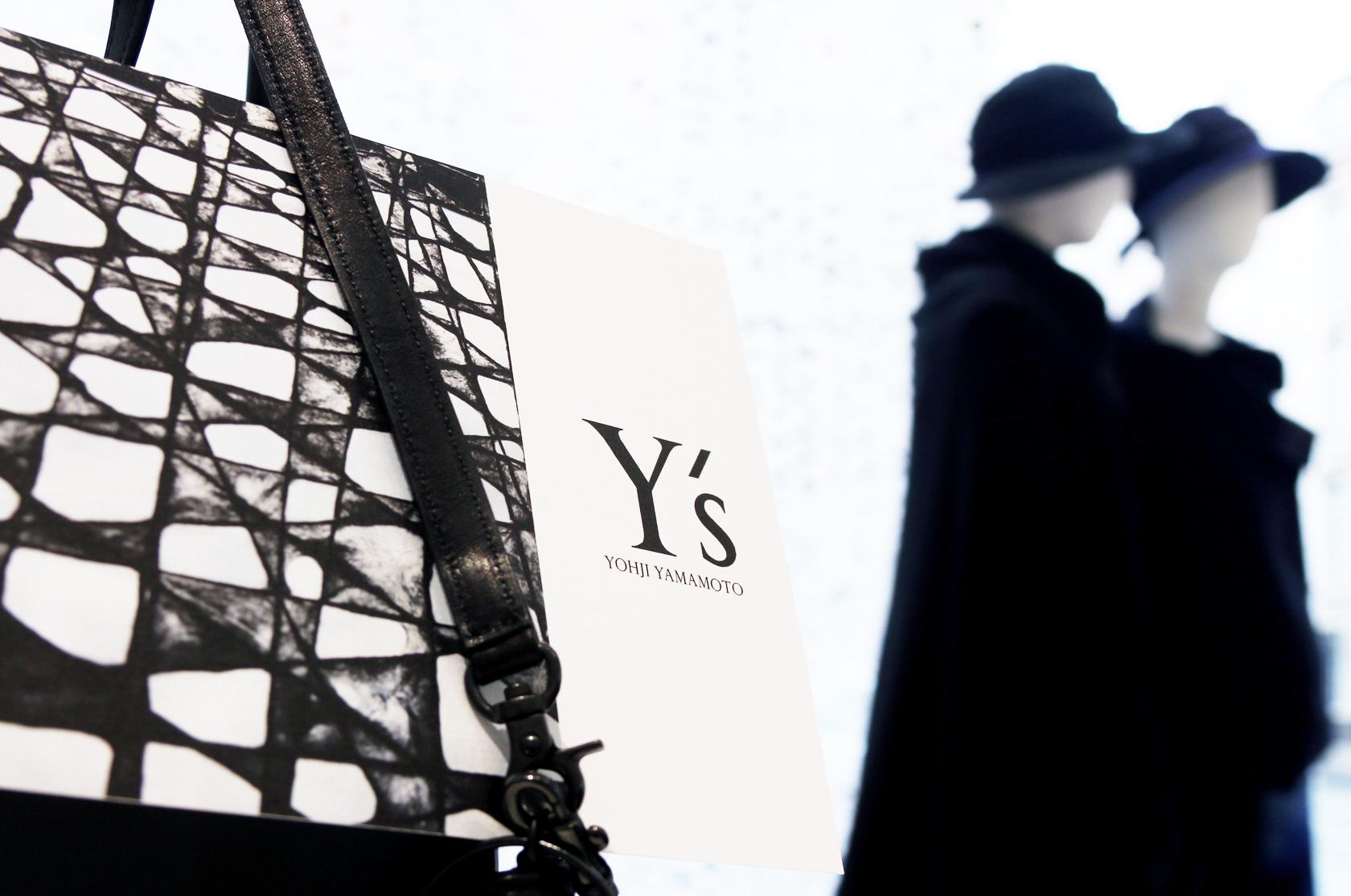 Y's PARIS DESIGN WEEK 18