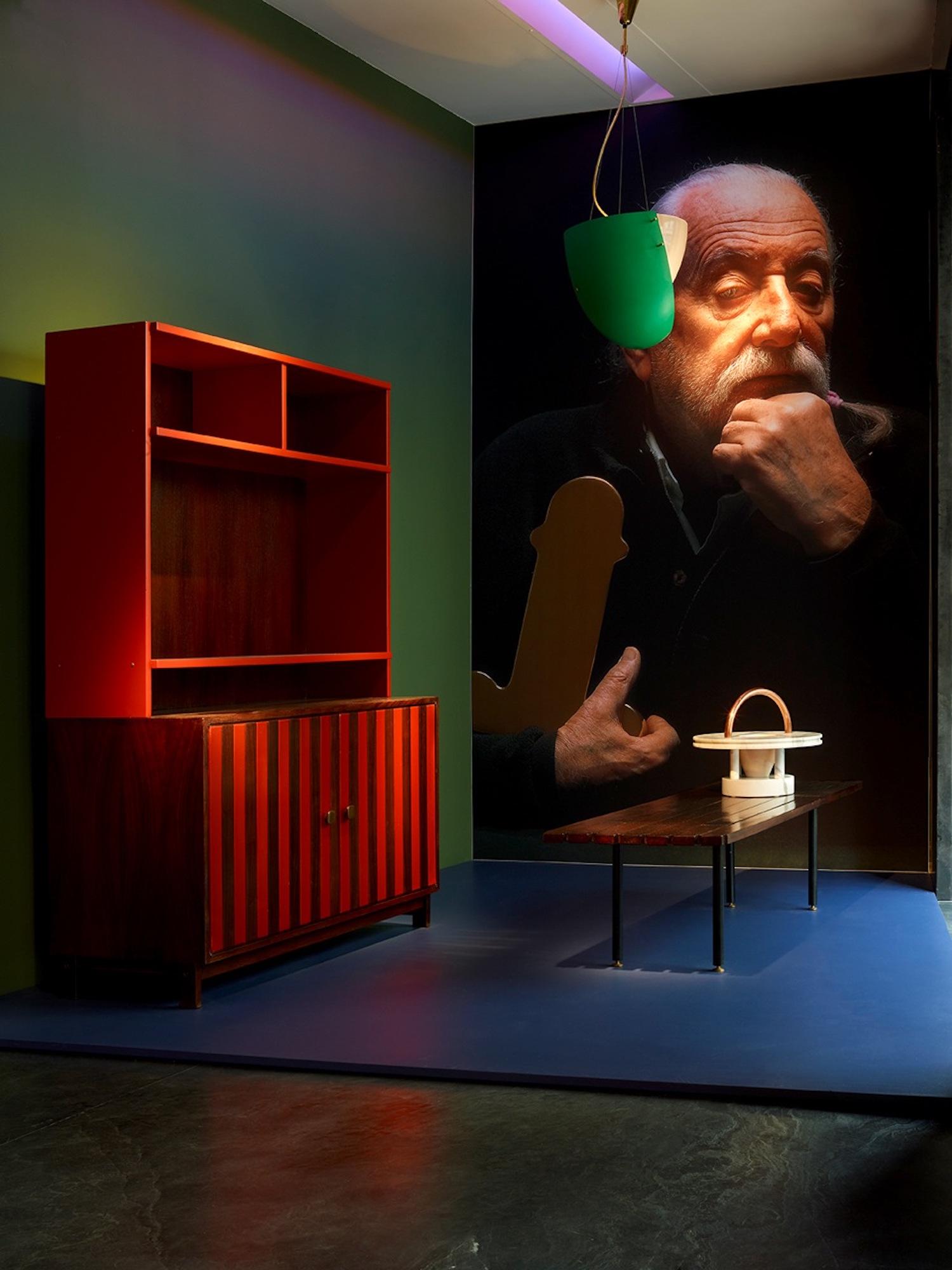 02_Ettore Sottsass © Marie Clérin - Laffanour Galerie Downtown Paris