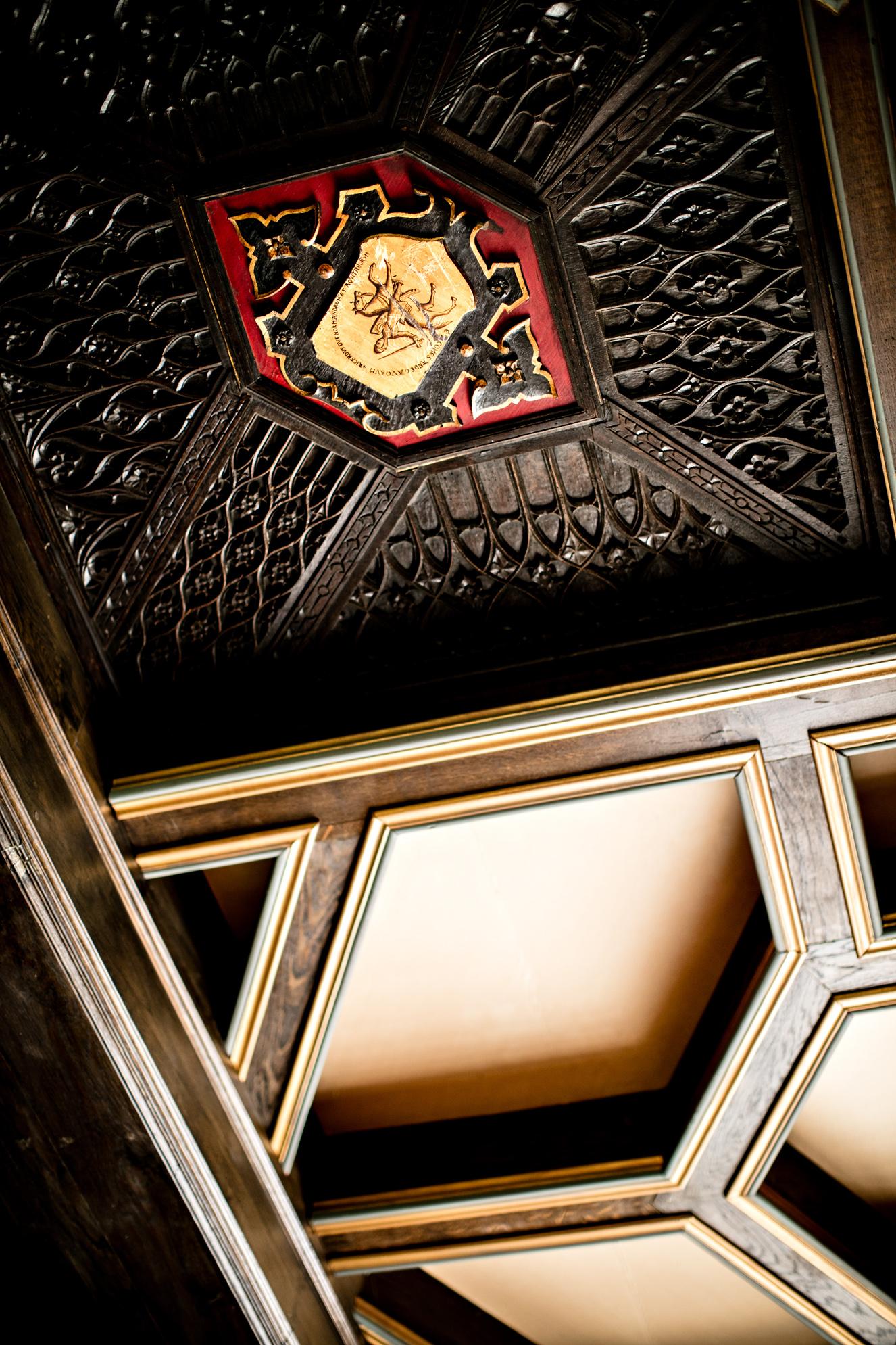 03_Intérieur_Château Malromé © Benoit Linero