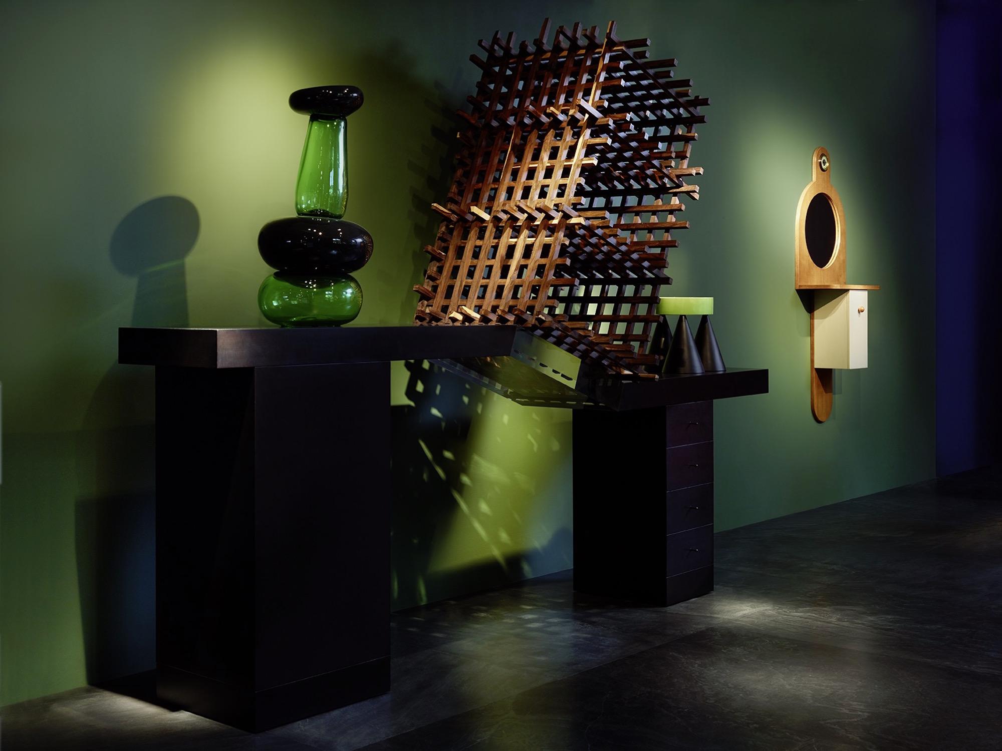 10_Ettore Sottsass © Marie Clérin - Laffanour Galerie Downtown Paris