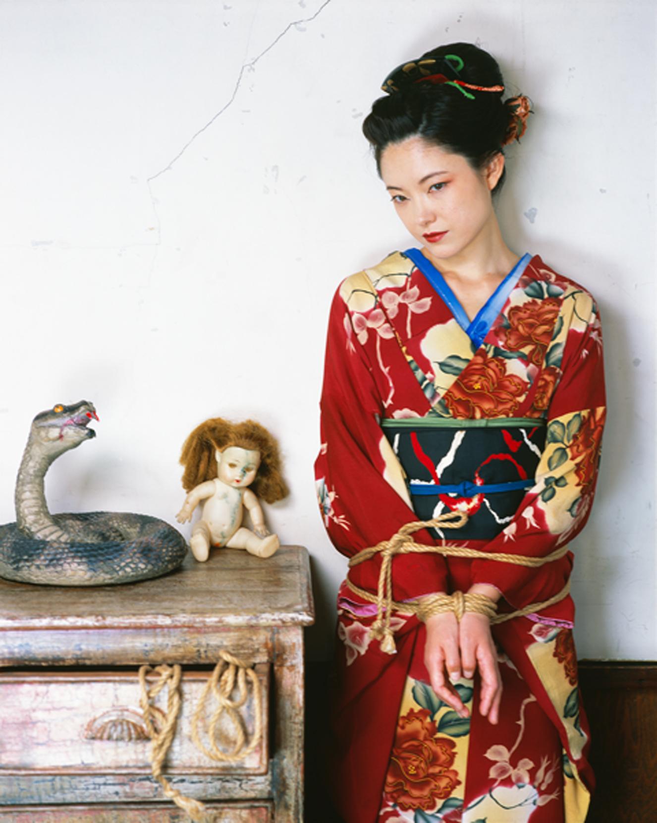 508© Nobuyoshi Araki Courtesy the artist and galerie kamel mennour Paris London