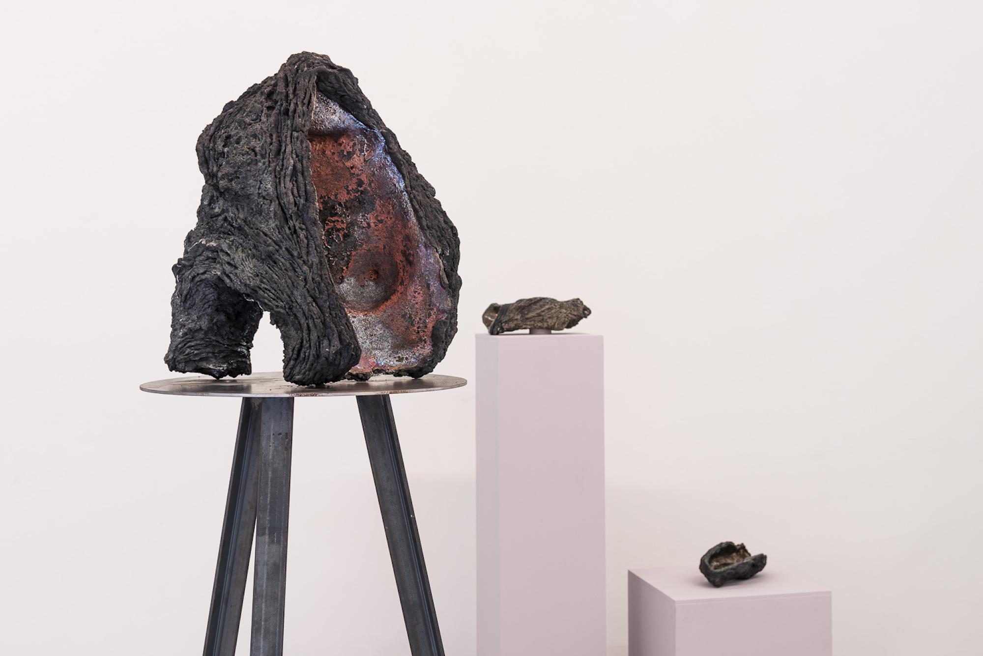 Cleo Fariselli, Dy Yiayi, Exhibition detail. Operativa, Rome. Photo Sebastiano Luciano. 6
